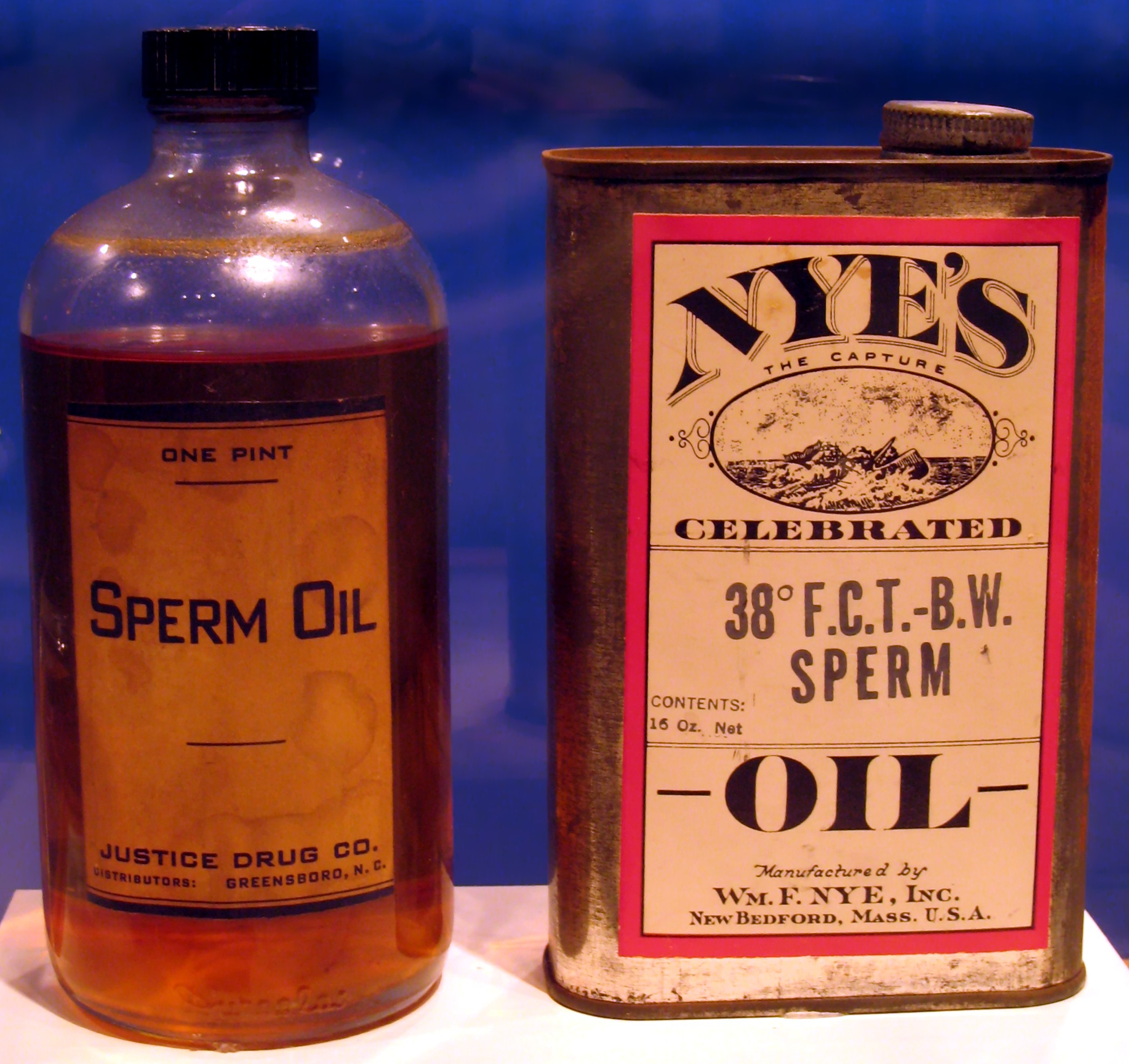 whaling and whale oil seg wiki