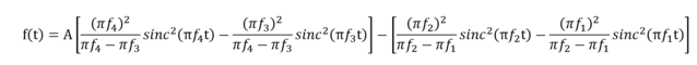 Ormsby wavelet formula .png